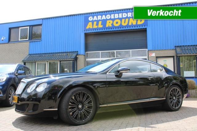 Bentley-Continental